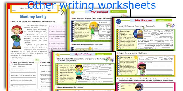 teaching essay writing to 4th graders